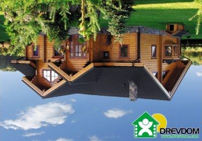 Drevdom © - maison en bois