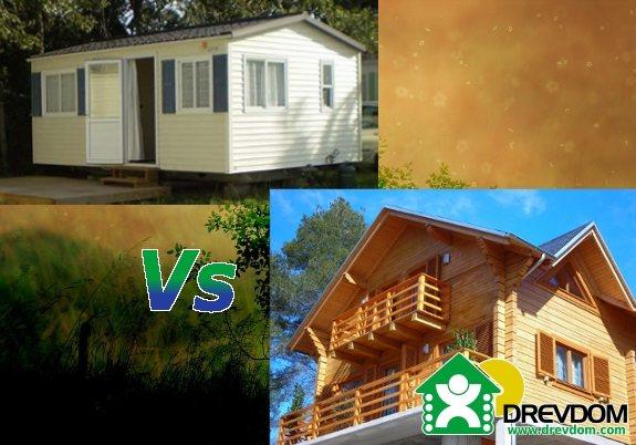 Drevdom © - Alternativas inmobiliarias - Casas de madera