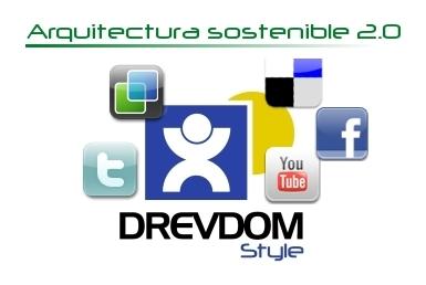 Drevdom © - Arquitectura sostenible 2.0