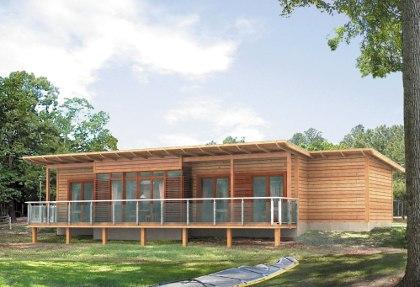 Drevdom © - Offres maison en bois