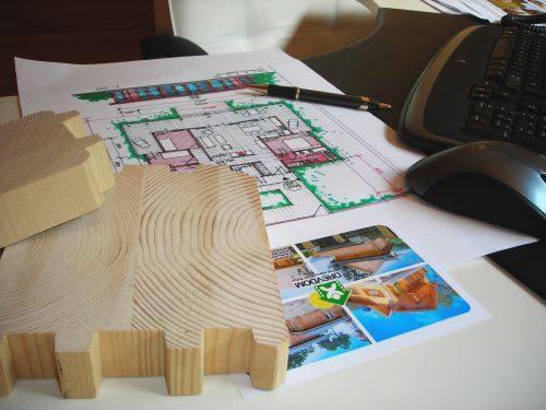 Drevdom © - Cases de fusta prefabricades