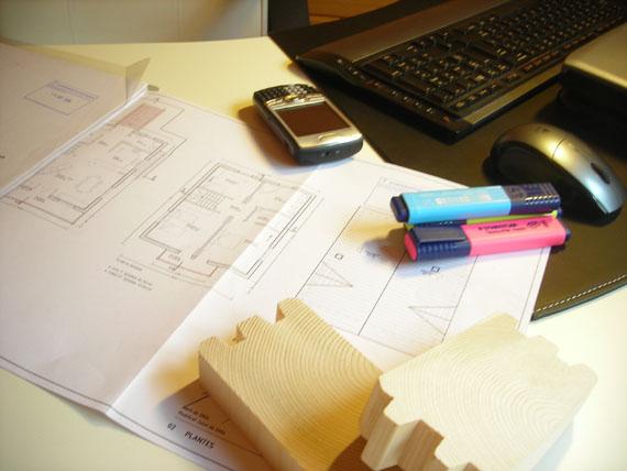 Drevdom © - Proyectos modelo - Proyectos a medida – Arquitectura sostenible – Planos de casas de madera