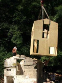 Drevdom © - Reformas y Ampliaciones en madera